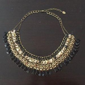 Zara chunky statement necklace